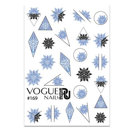 Купить Vogue Nails, Слайдер-дизайн №169