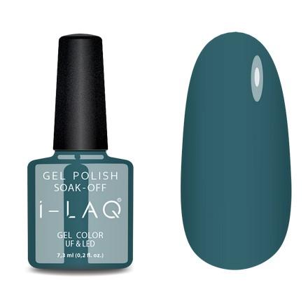 Купить I-LAQ, Гель-лак №036, Синий