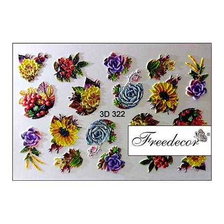 Freedecor, 3D-слайдер №322 фото