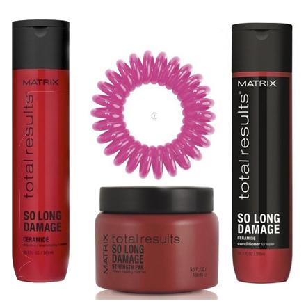 Matrix, Набор для восстановления и укрепления волос