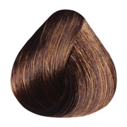 Estel, Крем-краска 7/47 De Luxe Silver, русый медно-коричневый, 60 мл estel крем краска 8 36 sense de luxe светло русый золотисто фиолетовый 60 мл