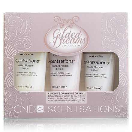 CND, Creative Scentsations Gilded Dreams