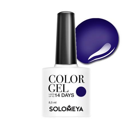 Купить Solomeya, Гель-лак №101, Charlotte, Wella Professionals, Фиолетовый