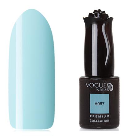 Купить Vogue Nails, Гель-лак Premium Collection А057, Синий