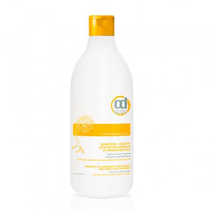 Constant Delight, Шампунь-объем Bio Flower, 250 млШампуни для волос<br>Уплотняющее средство для непослушных и тонких волос.