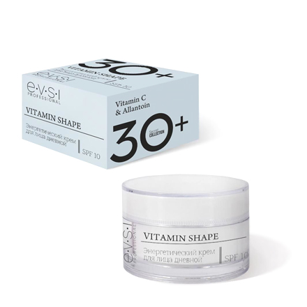 Купить EVSI, Дневной крем для лица Vitamin Shape 30+, 50 мл