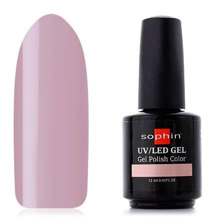 Купить Sophin, Гель-лак №0768, Crystal Pink, Розовый