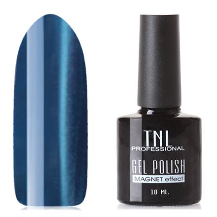 TNL, Гель-лак «Кошачий глаз» №48, СапфировыйTNL трехфазный шеллак<br>Магнитный гель-лак (10 мл) сапфировый, с перламутром, плотный.<br><br>Цвет: Синий<br>Объем мл: 10.00