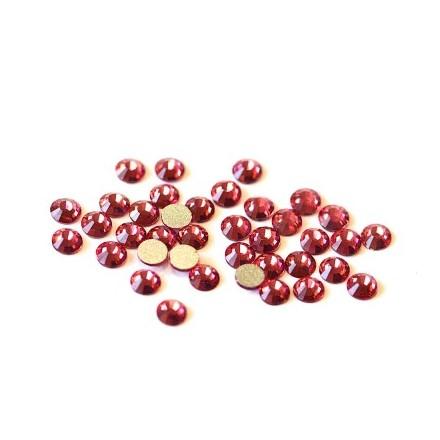 Купить TNL, Стразы 4 мм малиновые, 50 шт., TNL Professional