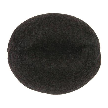 Купить Dewal, Валик-сетка из искусственного волоса, коричневый, D=14 см