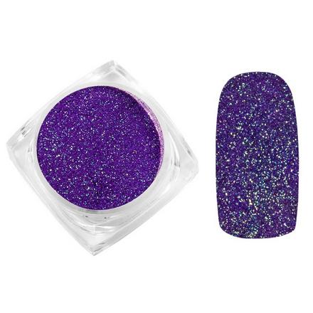 Купить YMMY Professional, Бархатный песок №07, индиго, Фиолетовый