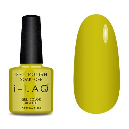 Купить I-LAQ, Гель-лак №138, Зеленый