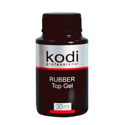 Kodi, Каучуковый топ, Rubber Top, 30 мл