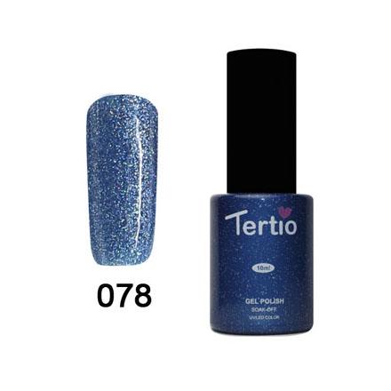 Tertio, Гель-лак Eco Line №78