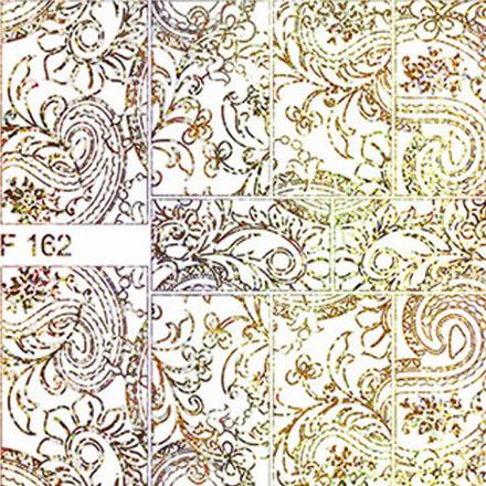 Milv, Слайдер-дизайн F162 №8, голография фото