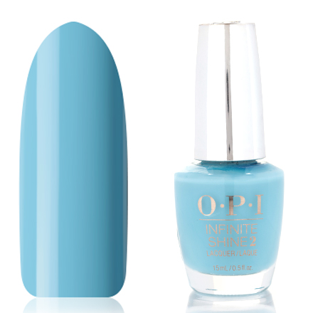 OPI, Infinite Shine Nail Lacquer, To Infinity & Blue-yond, 15 мл