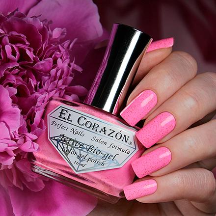 Купить El Corazon, Активный биогель Autumn Dreams №423/1032, Розовый