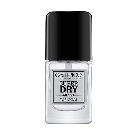 Купить CATRICE, Верхнее покрытие Super Dry Gloss