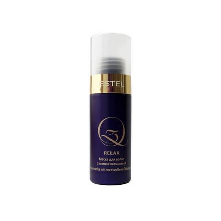 Estel, Маска Q3 Relax, для волос с комплексом масел, 60 мл