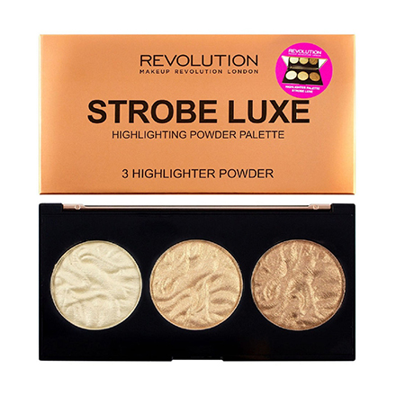 Купить Makeup Revolution, Хайлайтер Strobe Luxe