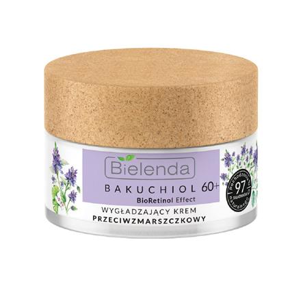 Купить Bielenda, Крем для лица Bakuchiol Bio Retinol 60+, 50 мл