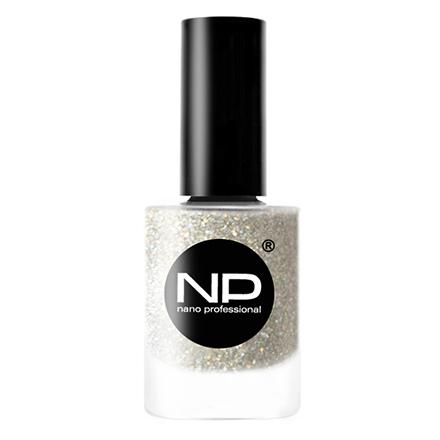 Nano Professional, Лак для ногтей №P-701, Северная юностьNano Professional<br>Лак для ногтей (15 мл) серебристый.