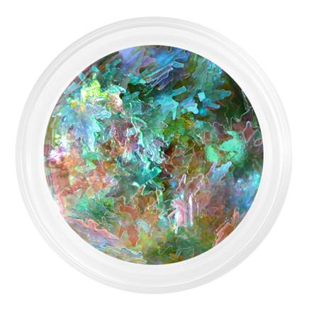 Купить Patrisa Nail, Камифубуки «Кленовые листочки» №К82, зеленый микс