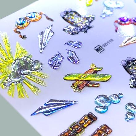 Купить Anna Tkacheva, 3D-слайдер Crystal HT №110