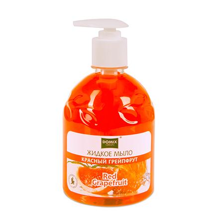 Купить Domix, Жидкое мыло «Красный грейпфрут», 500 мл