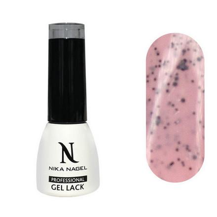 Купить Nika Nagel, Гель-лак «Смузи» XL №18, Розовый