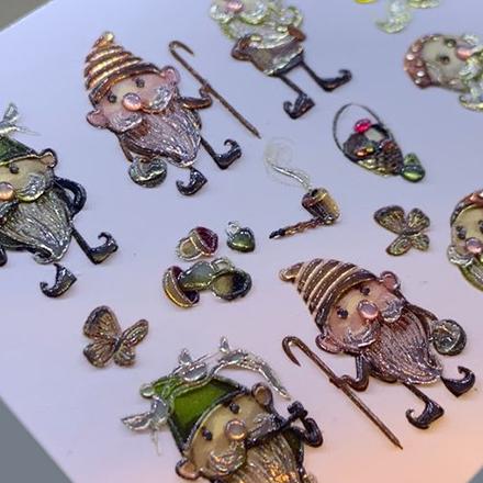 Купить Anna Tkacheva, 3D-слайдер Crystal HT №276
