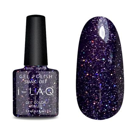 Купить I-LAQ, Гель-лак №219, Фиолетовый