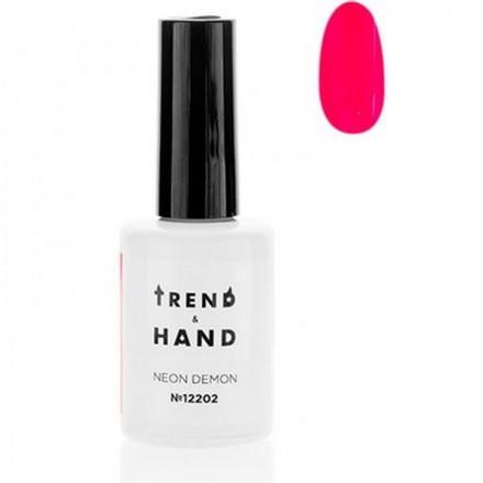 Купить Trend&Hand, Гель-лак Neon Demon №12202, Shax, Trend&Hand Professional, Розовый