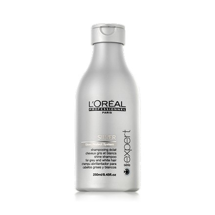 Loreal, Serie Expert Silver Shampoo, Шампунь, 250 мл (LOreal (Лореаль))
