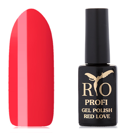 Rio Profi, Гель-лак «Red Love» №8, Сузанна