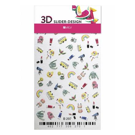 Купить Milv, 3D-слайдер B297