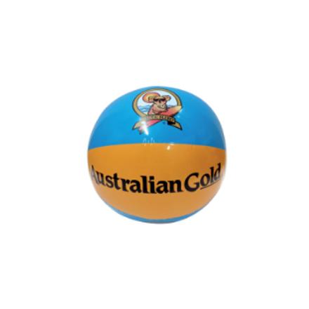 Мяч для пляжа (надувной), Australian Gold, Live the Gold life