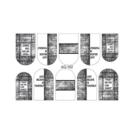 Freedecor, Слайдер-дизайн «Аэрография» №102 freedecor слайдер дизайн f18 01 золото