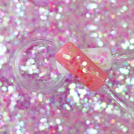 Фото - Patrisa Nail, Камифубуки, Шестиугольники, №К22 patrisa nail камифубуки кружочки к42