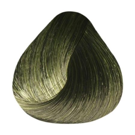 Estel, Краска-уход 0/22 De Luxe, зеленый корректор, 60 мл