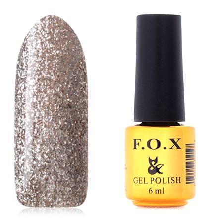 FOX, Гель-лак Brilliance №003 fox гель лак waterway 003