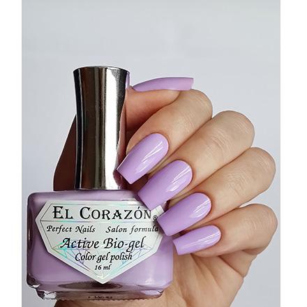 Купить El Corazon Лечебная Серия Цветной Биогель, № 423/292 16 ml, Фиолетовый