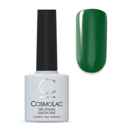 Купить Cosmolac, Гель-лак №154, Карибы, Зеленый