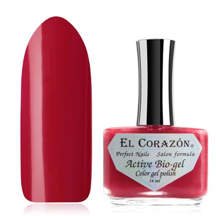 Купить El Corazon Лечебная Серия Цветной Биогель, № 423/273, Красный