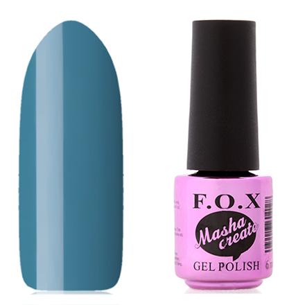 FOX, Гель-лак Masha Create Pigment №909 гель лаки f o x гель лак f o x masha create pigment 907 6 ml