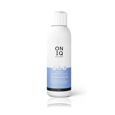 ONIQ, Жидкость для удаления гель-лака с ароматом черного винограда, 1000 мл