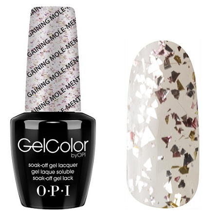 OPI GelColor, Гель-лак Gaining Mole-mentum
