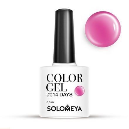 Купить Solomeya, Гель-лак №16, Lollipops, Wella Professionals, Розовый