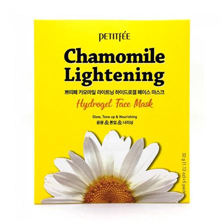 Купить Petitfee, Маска для лица Chamomile Lightening, 32 г