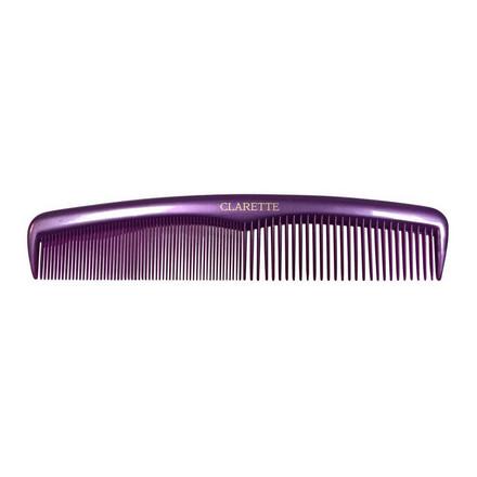 Купить Clarette, Расческа универсальная для волос, фиолетовая